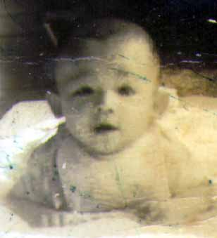 baby pic of dad