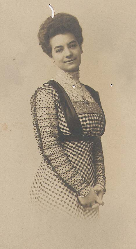 Great-grandmother Margaret Staley