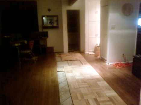 binary floor remodel