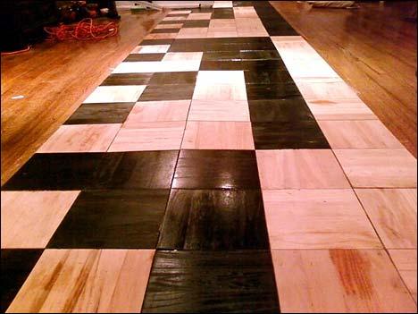 binary floor