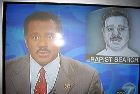 marc brown newscaster rapist search