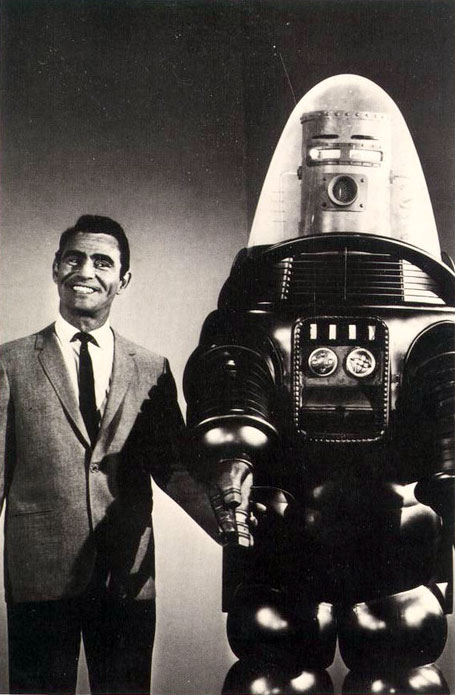 rod serling robby the robot