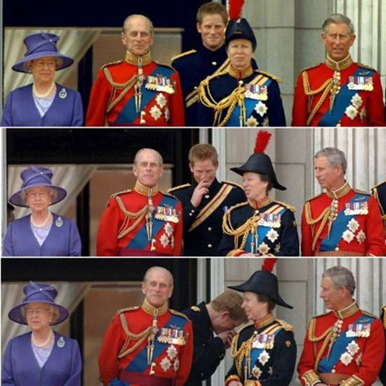 royal family queen england harry charles wales