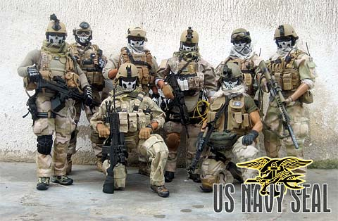navy seal team six snipers