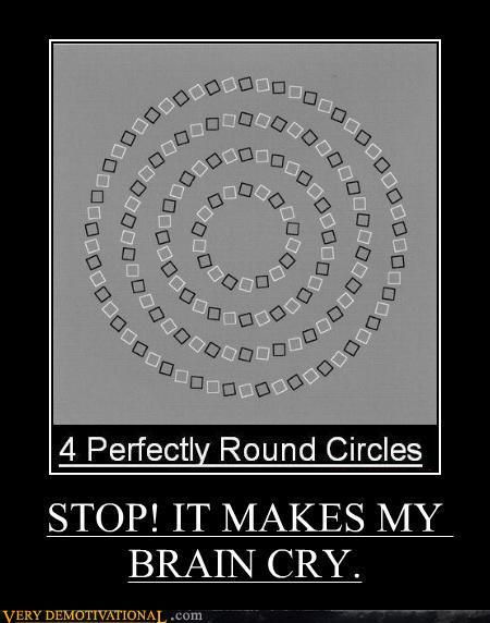 circles illusion