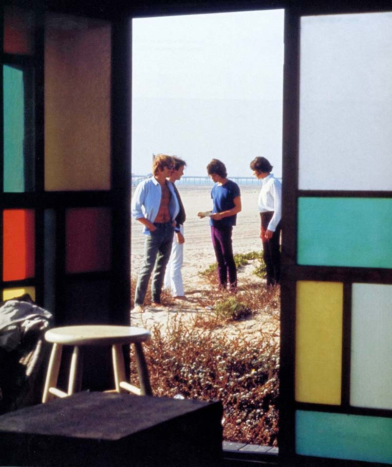 The Doors Venice Beach 1966
