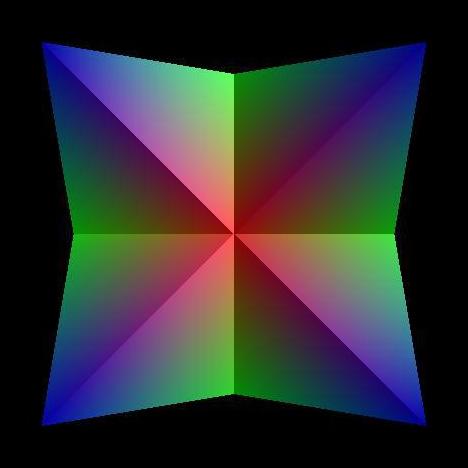 color adapting illusion