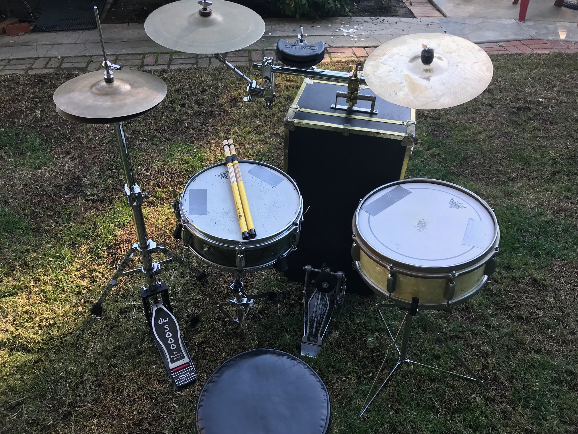 footlocker drum kit
